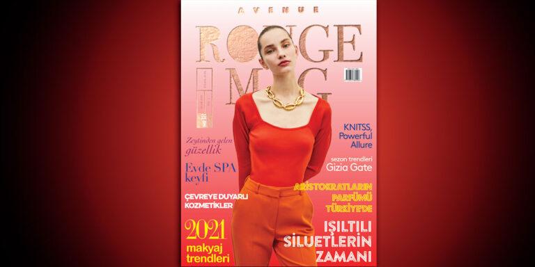 Avenue Rouge Şubat Sayısı Yayında!