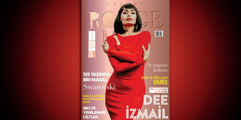 Avenue Rouge Nisan Sayısı Yayında!